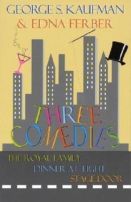 Three Comedies als Taschenbuch