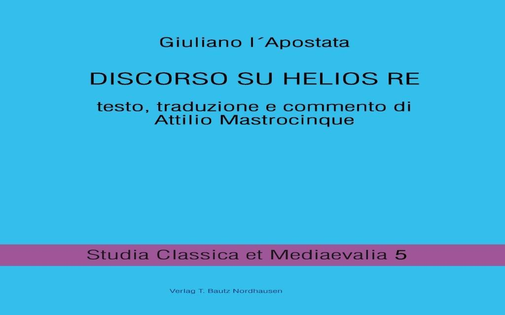 DISCORSO SU HELIOS RE als eBook