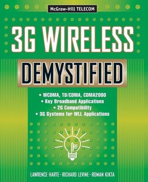 3g Wireless Demystified als Buch