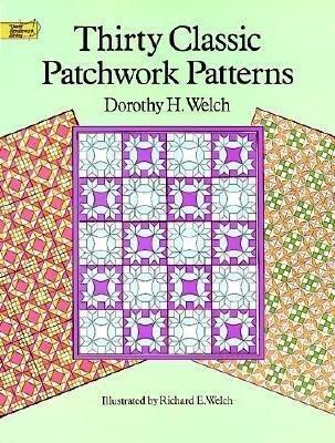 Thirty Classic Patchwork Patterns als Taschenbuch