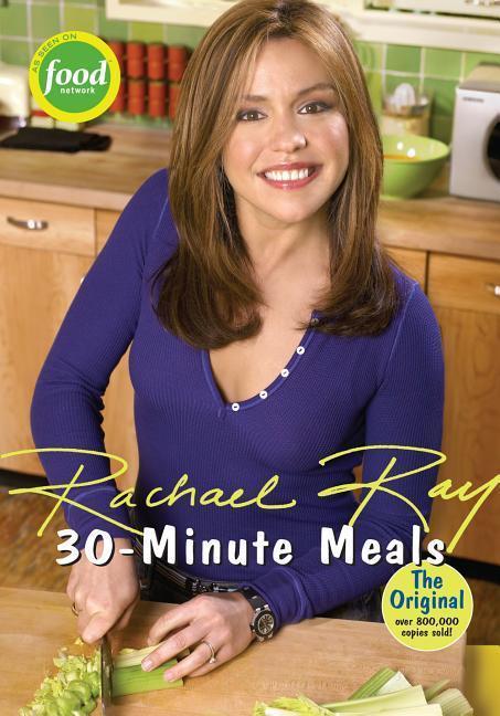 30-Minute Meals als Taschenbuch