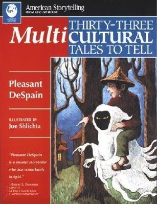 Thirty-Three Multicultural Tales to Tell als Taschenbuch