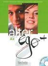 Alter ego+ 2. Kursbuch mit CD-ROM