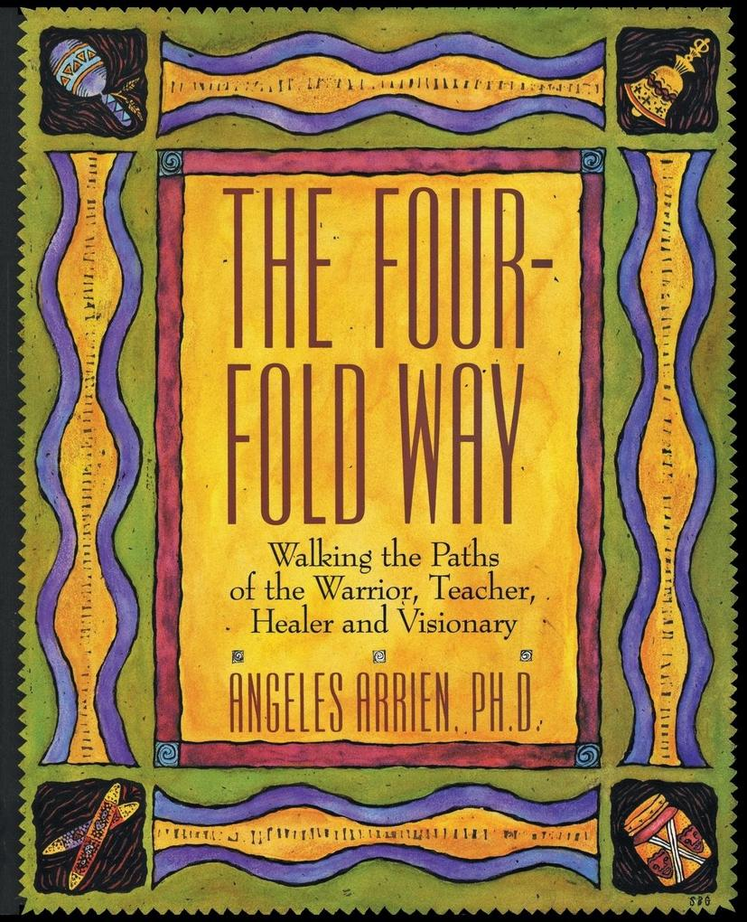 Four-Fold Way, The als Buch