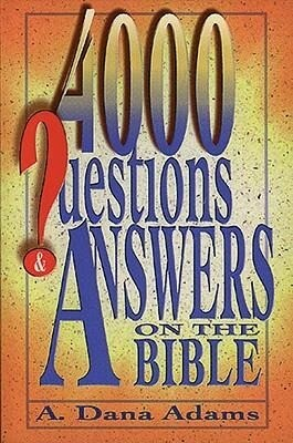 4000 Questions and Answers on the Bible als Taschenbuch