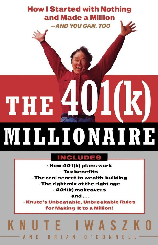 The 401(k) Millionaire als Taschenbuch