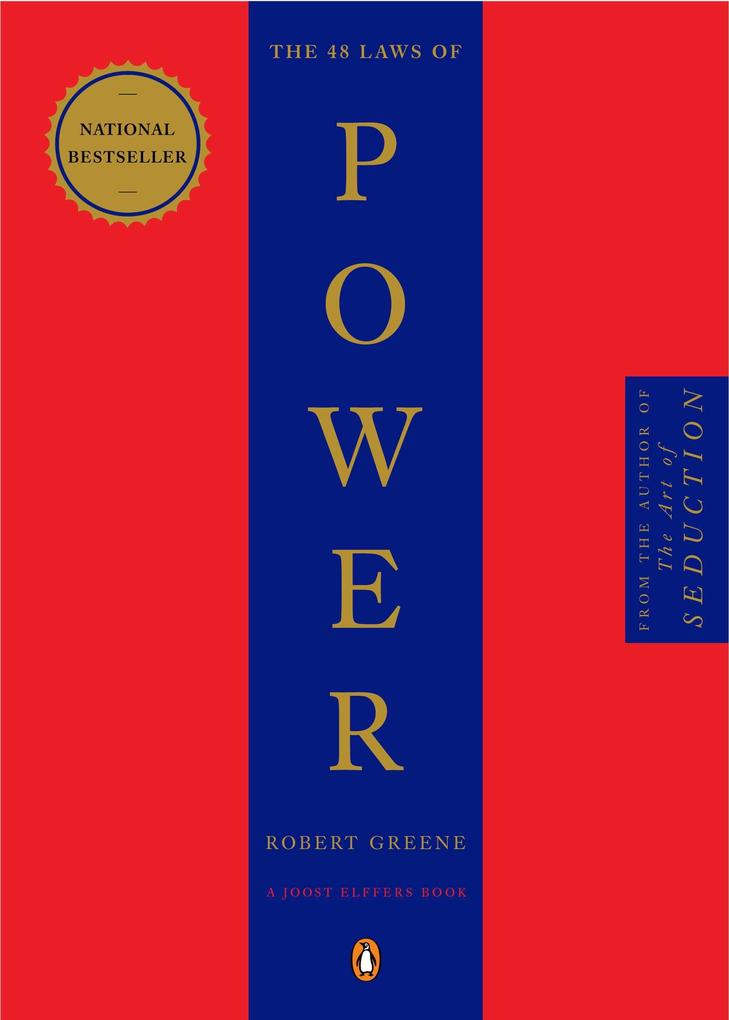 The 48 Laws of Power als Taschenbuch