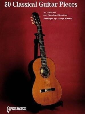 50 Classical Guitar Pieces als Taschenbuch