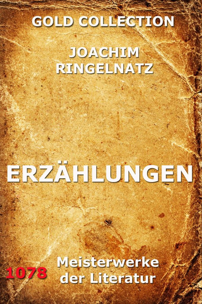 Erzählungen als eBook von Joachim Ringelnatz - Jazzybee Verlag