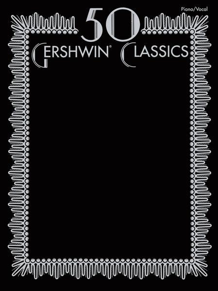 50 Gershwin Classics als Taschenbuch