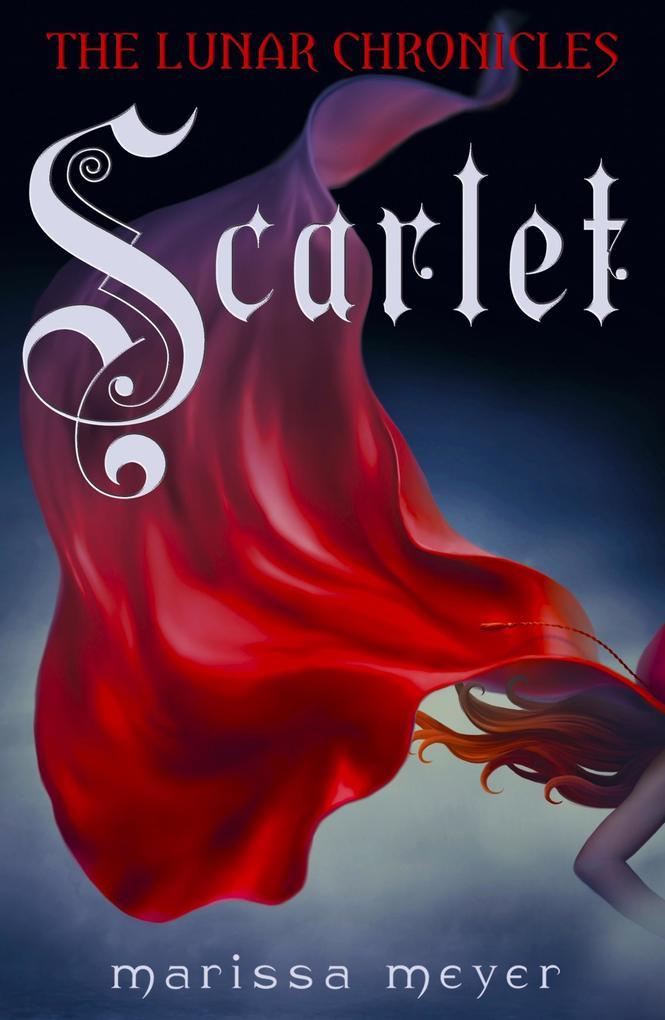 The Lunar Chronicles 02: Scarlet als Taschenbuch
