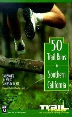 50 Trail Runs in Southern California als Taschenbuch
