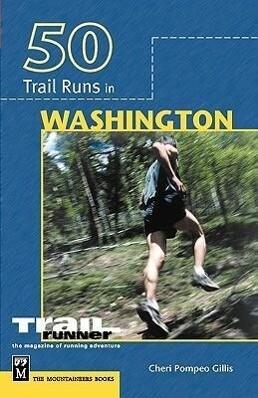 50 Trail Runs in Washington als Taschenbuch
