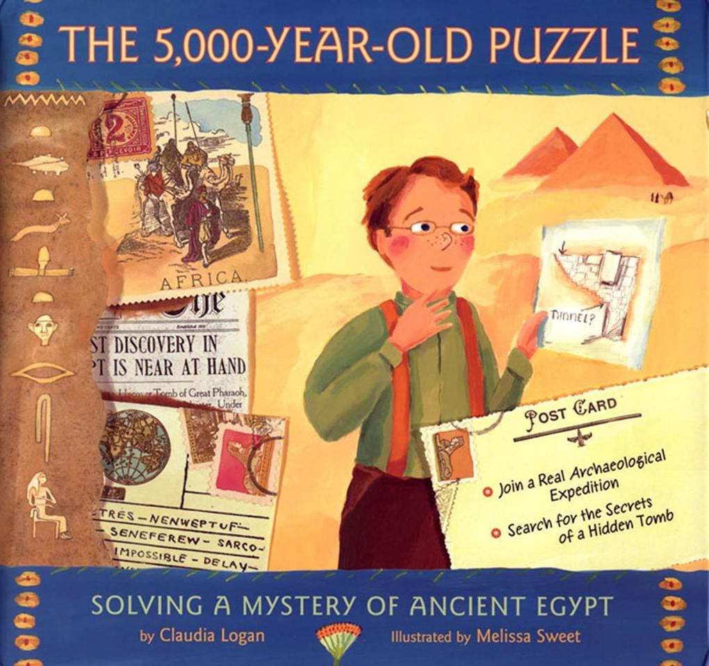 The 5,000-Year-Old Puzzle: Solving a Mystery of Ancient Egypt als Buch