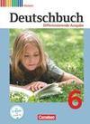 Deutschbuch 6. Schuljahr. Schülerbuch Hessen, Differenzierende Ausgabe