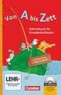 Von A bis Zett: Wörterbuch mit Bild-Wort-Lexikon Englisch und CD-ROM