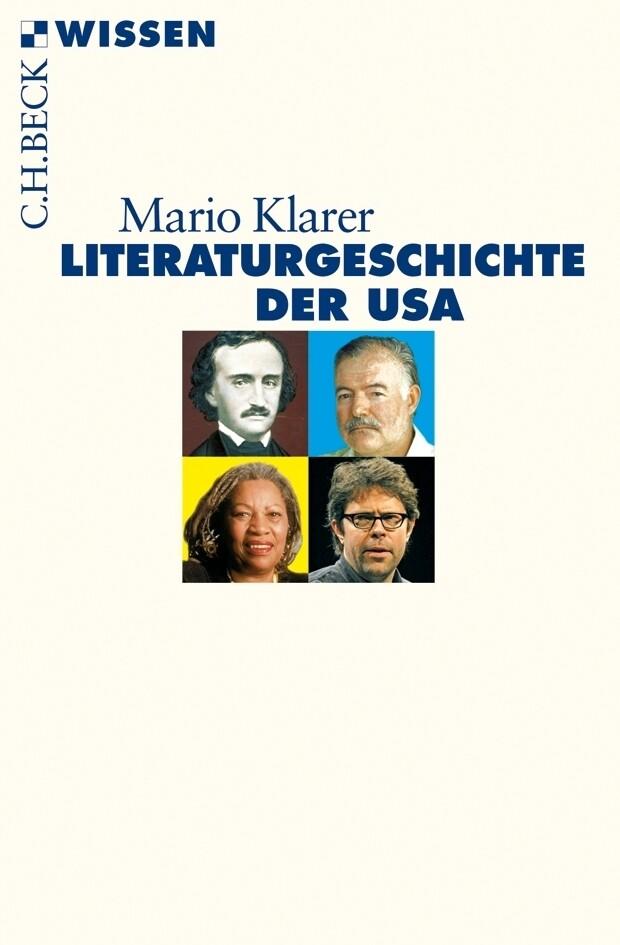 Literaturgeschichte der USA als Taschenbuch