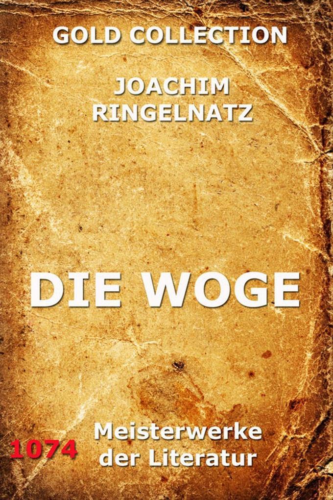 Die Woge als eBook von Joachim Ringelnatz - Jazzybee Verlag