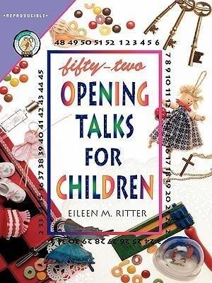 52 Opening Talks for Children als Taschenbuch