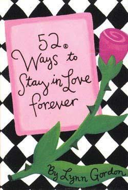 52 Ways to Stay in Love Forever als Spielwaren