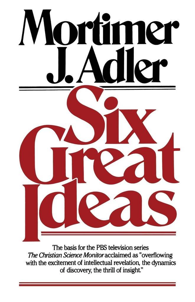 Six Great Ideas als Taschenbuch