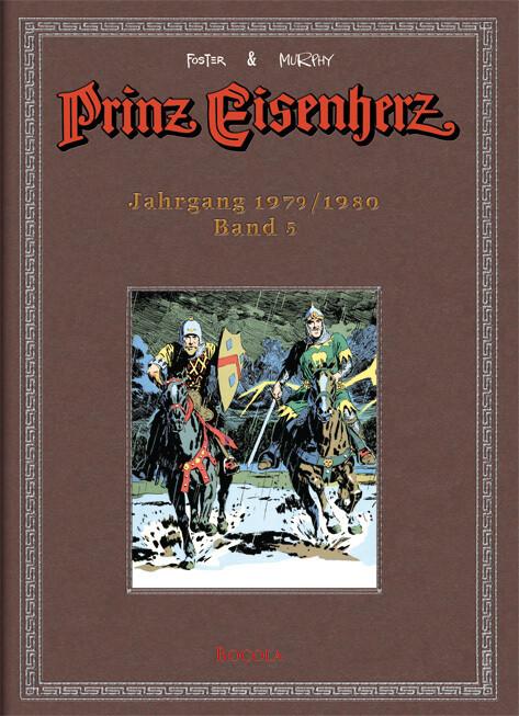 Prinz Eisenherz. Murphy-Jahre / Jahrgang 1979/1980 als Buch