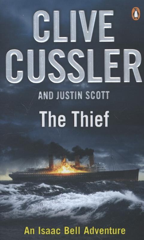 The Thief als Taschenbuch von Clive Cussler