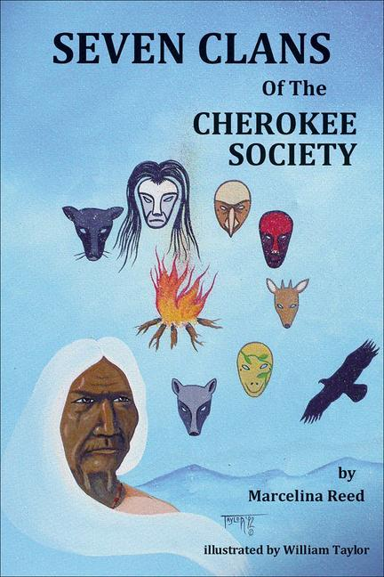 Seven Clans of the Cherokee Society als Taschenbuch