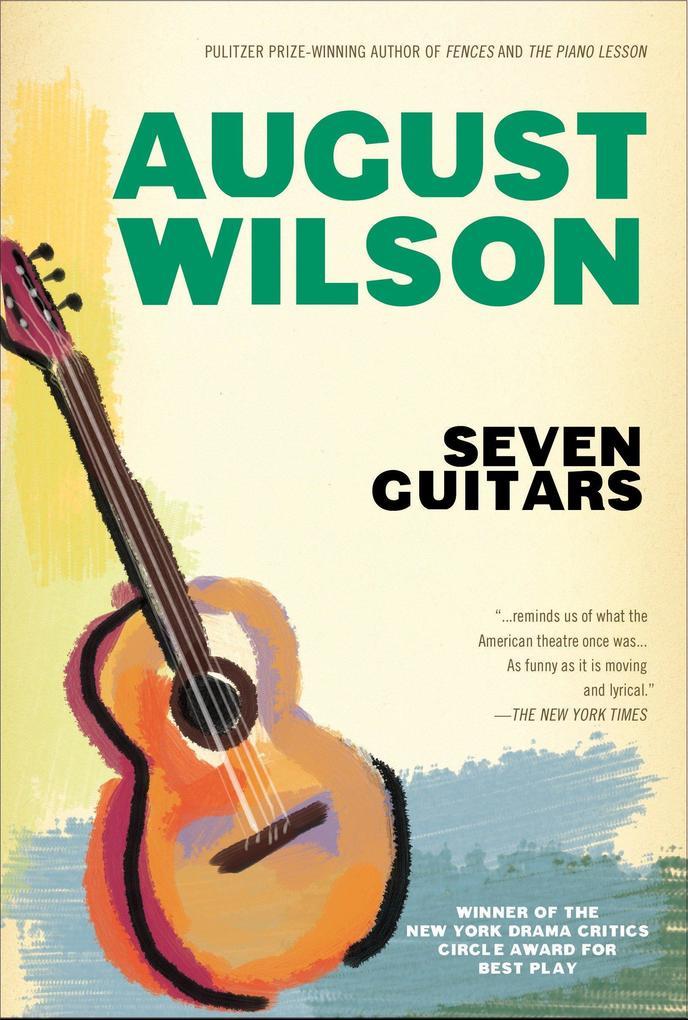 Seven Guitars als Taschenbuch