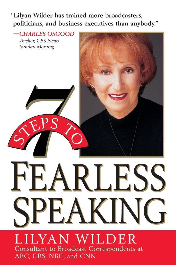 Fearless Speaking als Buch