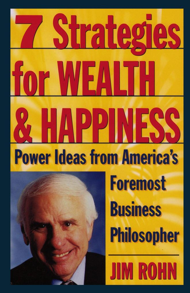 7 Strategies For Wealth And Happiness als Taschenbuch