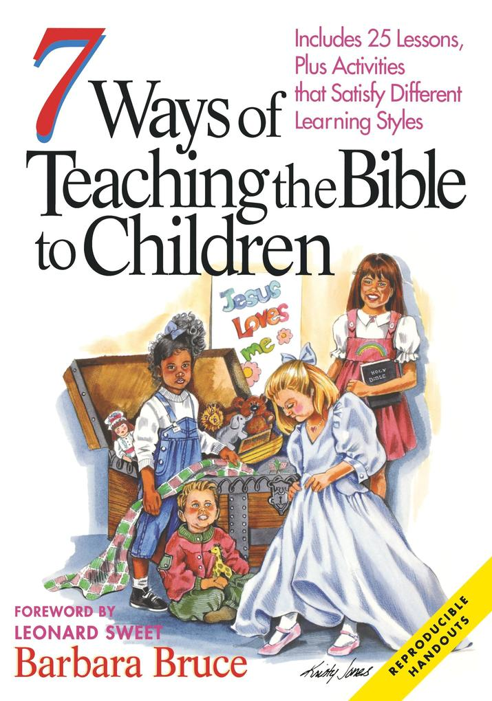 7 Ways of Teaching the Bible to Children als Buch