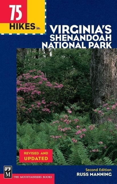 75 Hikes in Virginia Shenandoah National Park als Taschenbuch