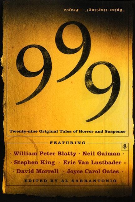 999: Twenty-Nine Original Tales of Horror and Suspense als Taschenbuch