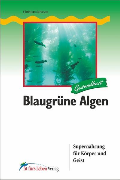 Blaugrüne Algen als Buch