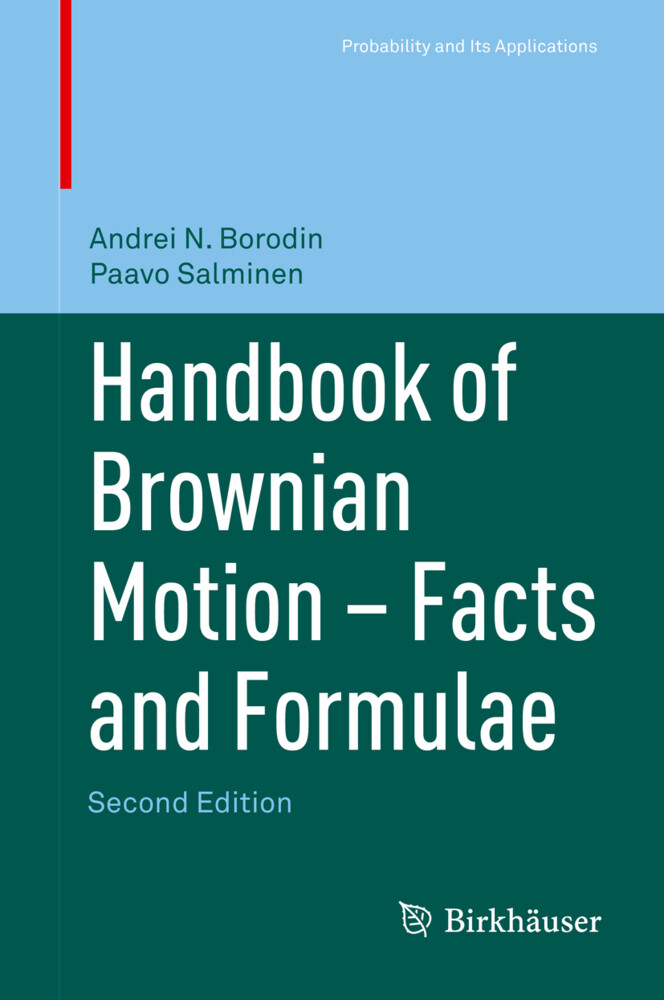 Handbook of Brownian Motion als Buch