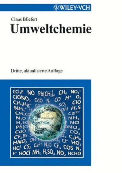 Umweltchemie als Buch