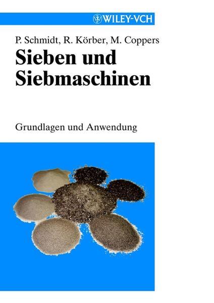 Sieben und Siebmaschinen als Buch