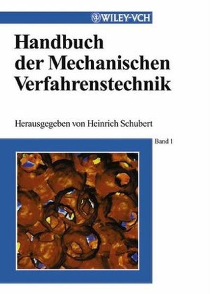 Handbuch der mechanischen Verfahrenstechnik als Buch