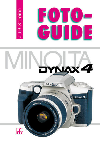 FotoGuide Minolta Dynax 4 als Buch