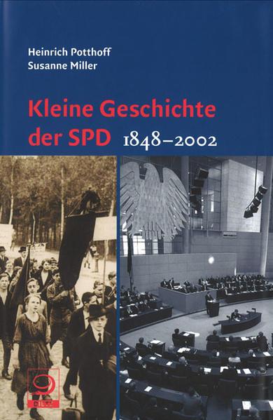 Kleine Geschichte der SPD als Buch