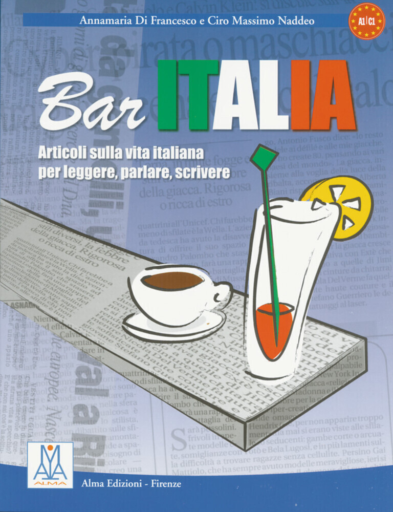 Bar Italia als Buch
