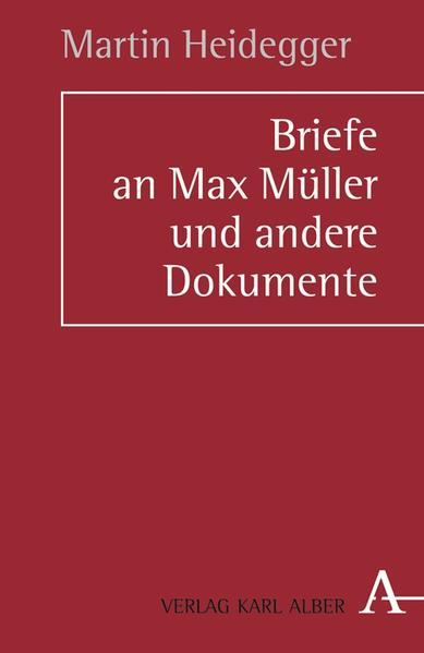Briefe an Max Müller als Buch
