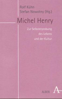 Michel Henry als Buch