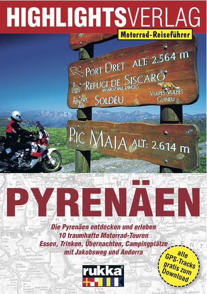 Lust auf Pyrenäen als Buch