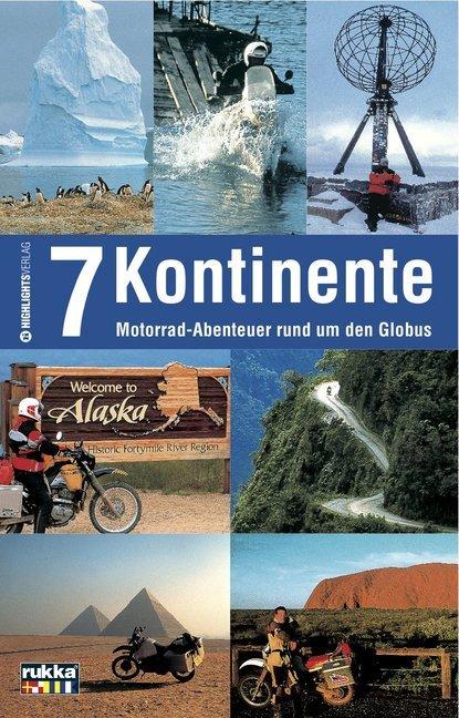 7 Kontinente als Buch
