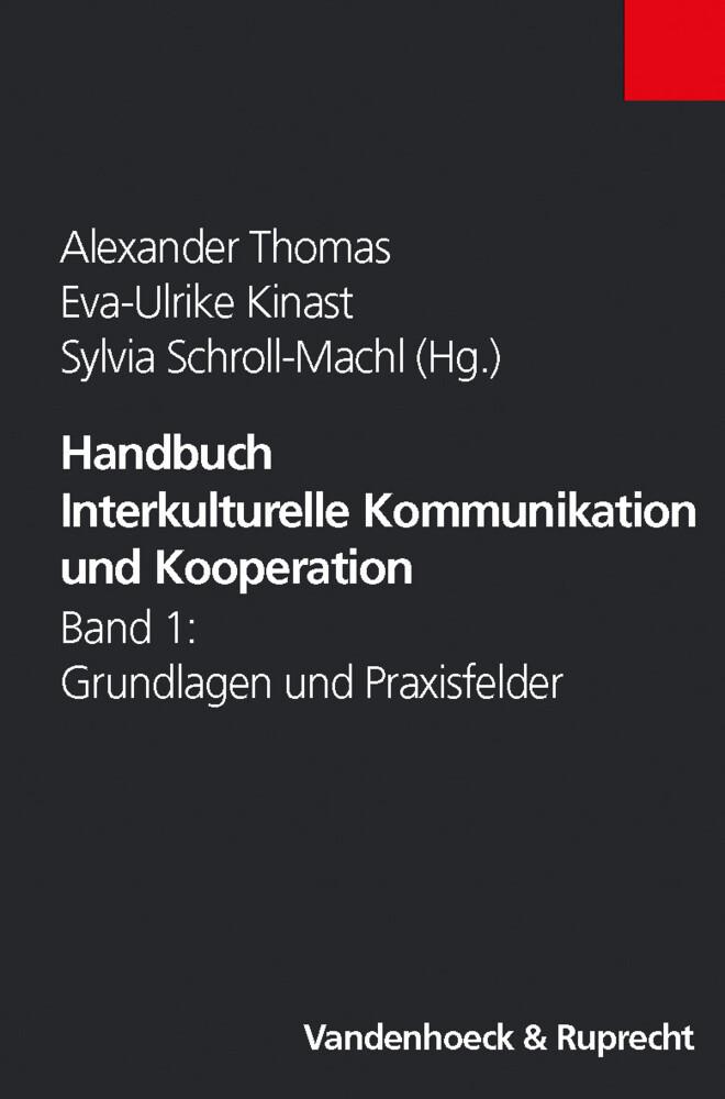 Handbuch Interkulturelle Kommunikation und Kooperation Band 1 als Buch