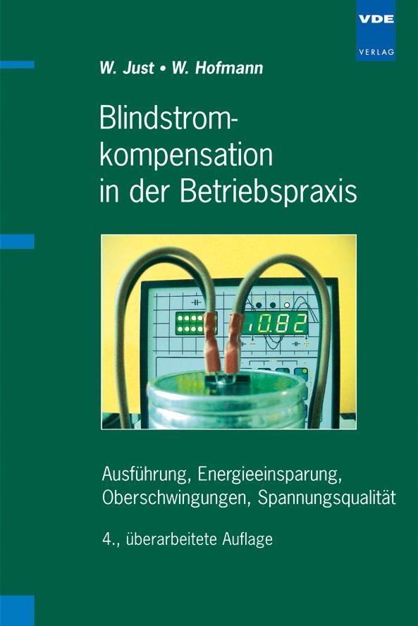 Blindstrom-Kompensation in der Betriebspraxis als Buch