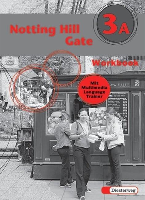 Notting Hill Gate 3 A. CD-ROM für Windows 95/98 als Software