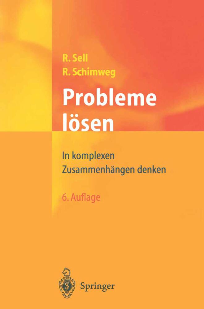 Probleme lösen als Buch